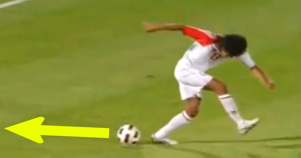 Penalty insolite