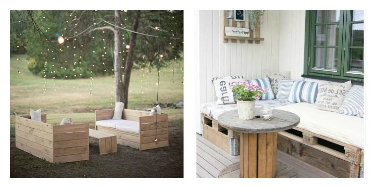 ide palette jardin amazing salon de jardin en palette ide diy with ide palette jardin gallery. Black Bedroom Furniture Sets. Home Design Ideas