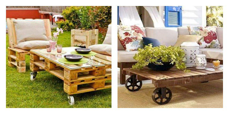 Best Bricolage Salon De Jardin Palette Images - Design Trends 2017 ...