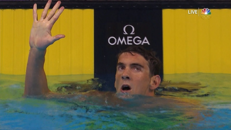 Omega Michael Phelps